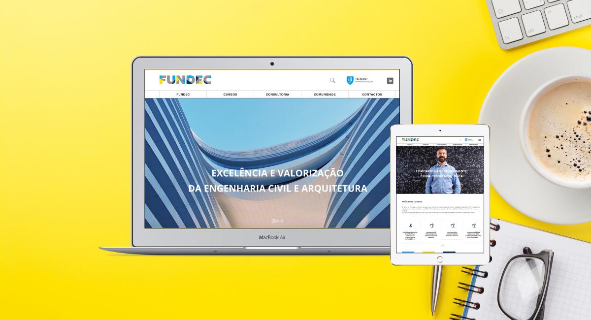 Website Fundec